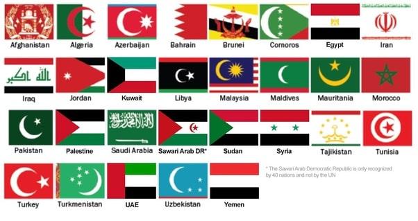 イスラム教 国