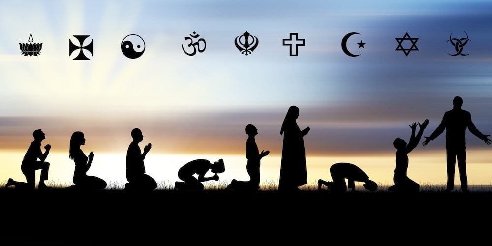 宗教 英語