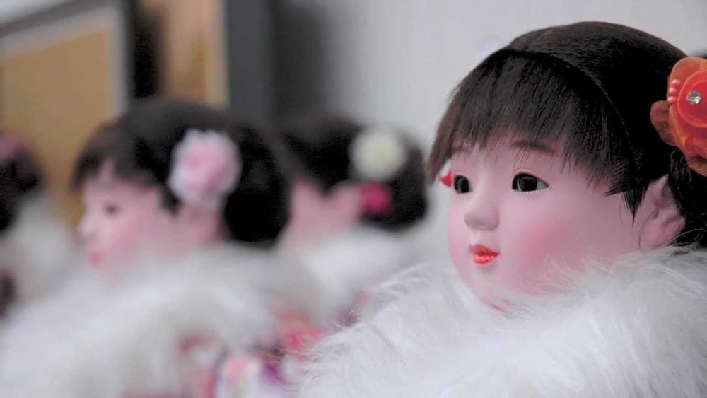 呪いの人形