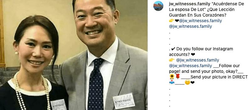 エホバの証人 美人