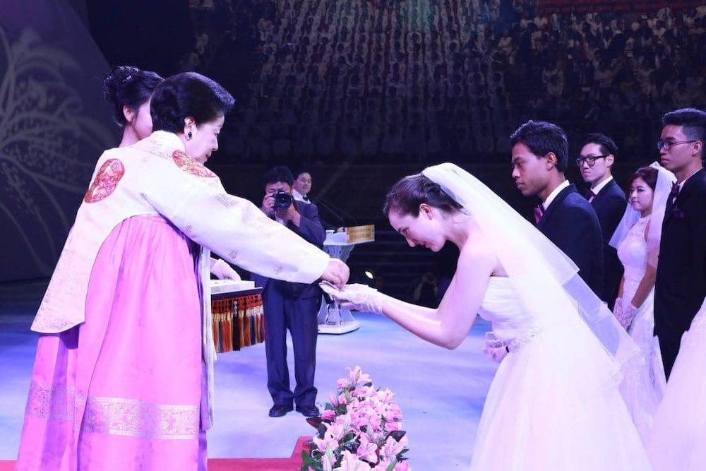 統一教会 結婚